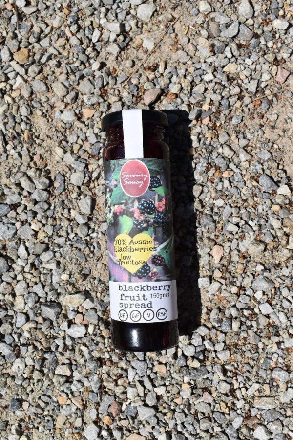 Blackberry Fruit Spread <br/>150g jar 3