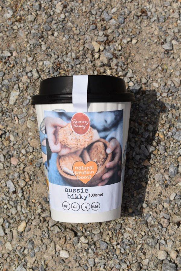 Aussie Bikky <br> 100g art series cup 4