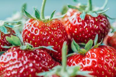 Strawberry Fruit Spread <br/>150g jar 1