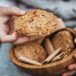 Aussie Bikky <br> 1 biscuit 3