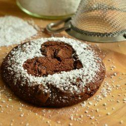 Chocolate biscuit <br/>1 biscuit 6
