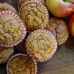 CUPCAKE <br>Mini Apple <br> & cinnamon cupcake <br>MELBOURNE PICKUP ONLY 9
