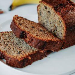 Banana Bread slice MELBOURNE PICK UP ONLY 3