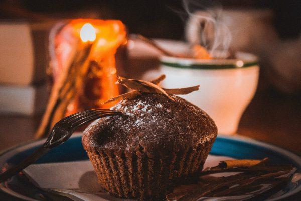 MUFFIN<br>Mini Choc muffin <br> Nut free<br> MELBOURNE 3