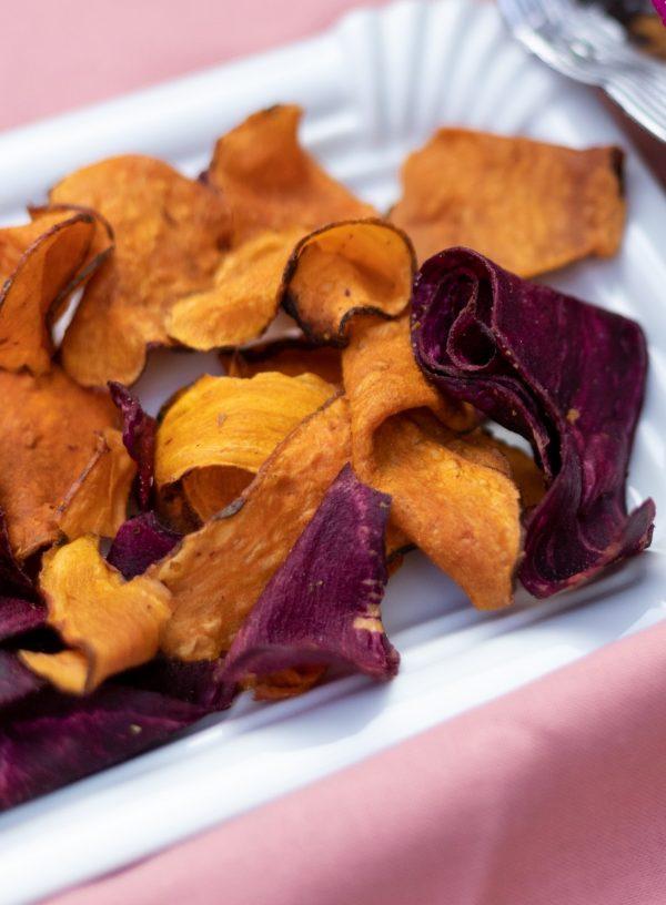 CHIPS <br> Seasonal Veggie Chips <br> Oil free<br> MELBOURNE 3