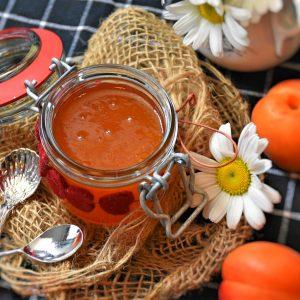 Apricot Fruit Spread <br>150g jar <br> seasonal November-March