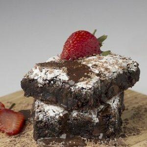 Nut free Chocolate brownie <br>MELBOURNE