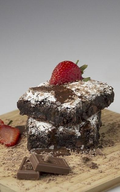 Nut free Chocolate brownie <br>MELBOURNE 3